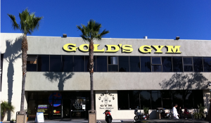 Golds Gym Venice closing